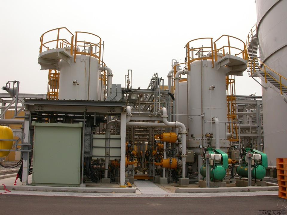 化工厂水处理